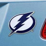 Tampa Bay Lightning Color Car Emblem