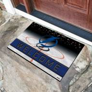 Tampa Bay Lightning Crumb Rubber Door Mat