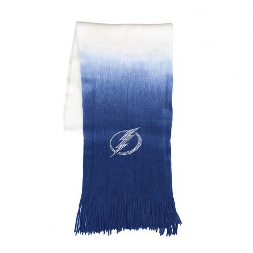 Tampa Bay Lightning Dip Dye Scarf