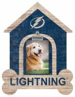 Tampa Bay Lightning Dog Bone House Clip Frame