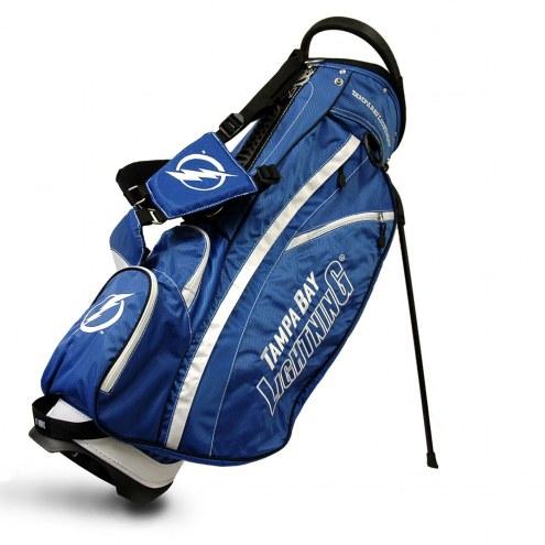 Tampa Bay Lightning Fairway Golf Carry Bag