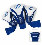 Tampa Bay Lightning Golf Headcovers - 3 Pack