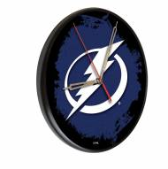 Tampa Bay Lightning Digitally Printed Wood Clock