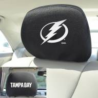 Tampa Bay Lightning Headrest Covers