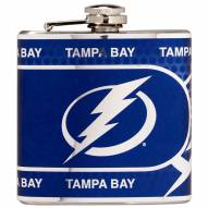 Tampa Bay Lightning Hi-Def Stainless Steel Flask