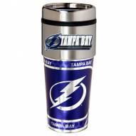 Tampa Bay Lightning Hi-Def Travel Tumbler