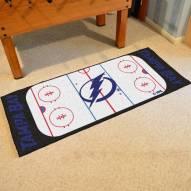 Tampa Bay Lightning Hockey Rink Runner Mat