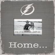 Tampa Bay Lightning Home Picture Frame