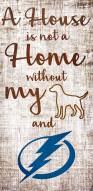 Tampa Bay Lightning House is Not a Home Sign