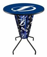 Tampa Bay Lightning Indoor Lighted Pub Table