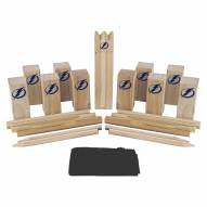 Tampa Bay Lightning Kubb Viking Chess