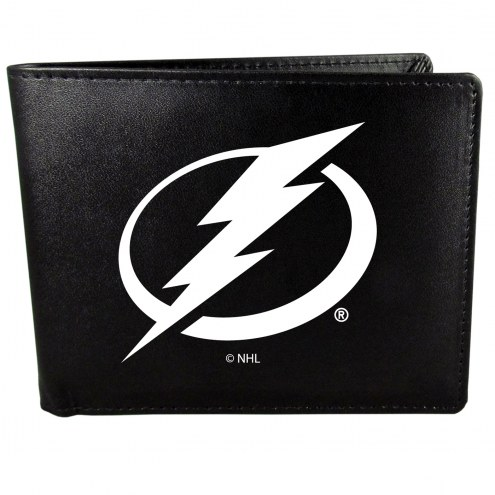 Tampa Bay Lightning Large Logo Bi-fold Wallet