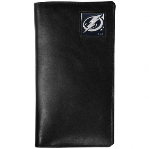 Tampa Bay Lightning Leather Tall Wallet