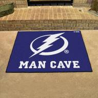Tampa Bay Lightning Man Cave All-Star Rug