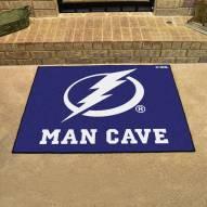 Tampa Bay Lightning Man Cave All-Star Rug