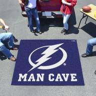 Tampa Bay Lightning Man Cave Tailgate Mat