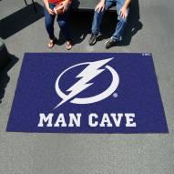 Tampa Bay Lightning Man Cave Ulti-Mat Rug