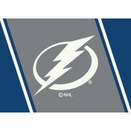 Tampa Bay Lightning NHL Team Spirit Area Rug