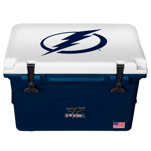 Tampa Bay Lightning ORCA 40 Quart Cooler