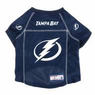 Tampa Bay Lightning Pet Jersey
