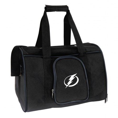 Tampa Bay Lightning Premium Pet Carrier Bag
