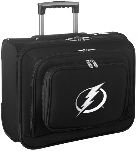 Tampa Bay Lightning Rolling Laptop Overnighter Bag