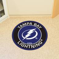 Tampa Bay Lightning Rounded Mat