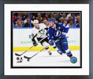 Tampa Bay Lightning Ryan Callahan Action Framed Photo