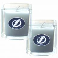 Tampa Bay Lightning Scented Candle Set