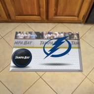 Tampa Bay Lightning Scraper Door Mat