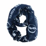 Tampa Bay Lightning Sheer Infinity Scarf