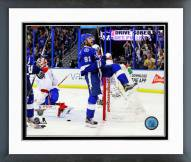 Tampa Bay Lightning Steven Stamkos Playoff Action Framed Photo
