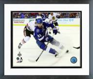 Tampa Bay Lightning Steven Stamkos Stanley Cup Finals Framed Photo