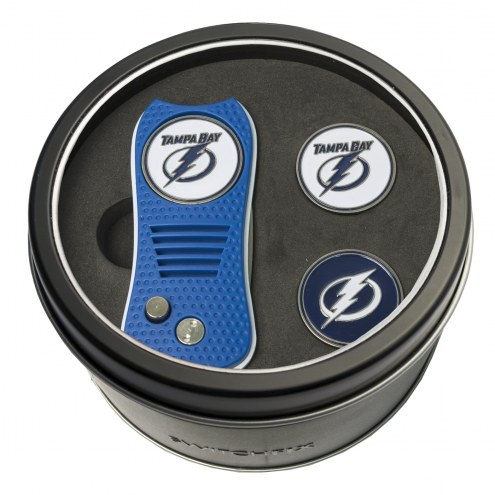 Tampa Bay Lightning Switchfix Golf Divot Tool & Ball Markers