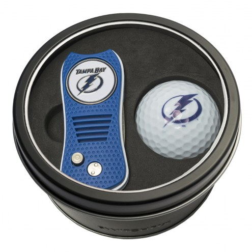 Tampa Bay Lightning Switchfix Golf Divot Tool & Ball