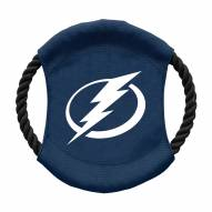 Tampa Bay Lightning Team Frisbee Dog Toy