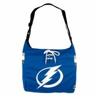 Tampa Bay Lightning Team Jersey Tote
