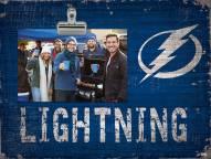 Tampa Bay Lightning Team Name Clip Frame