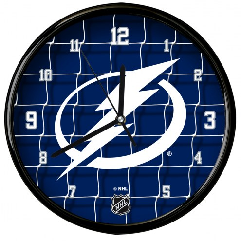 Tampa Bay Lightning Team Net Clock