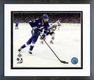 Tampa Bay Lightning Victor Hedman 2015 Stanley Cup Finals Framed Photo