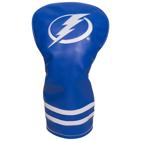 Tampa Bay Lightning Vintage Golf Driver Headcover