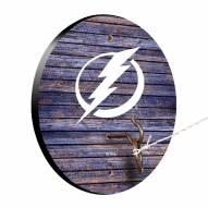 Tampa Bay Lightning Weathered Design Hook & Ring Game