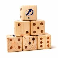 Tampa Bay Lightning Yard Dice