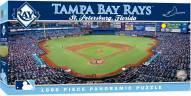 Tampa Bay Rays 1000 Piece Panoramic Puzzle