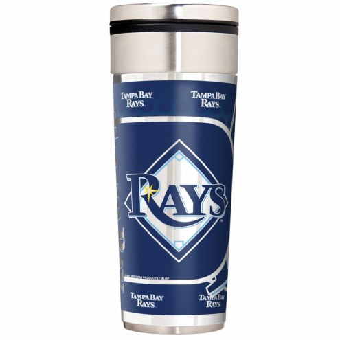 Tampa Bay Rays 22 oz. Hi Def Travel Tumbler