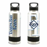 Tampa Bay Rays 40 oz. Stainless Steel Water Bottle