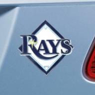 Tampa Bay Rays Color Car Emblem