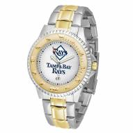 Tampa Bay Rays Competitor Two-Tone Men's Watch
