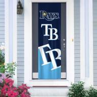Tampa Bay Rays Door Banner