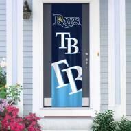 Tampa Bay Rays Door Banner